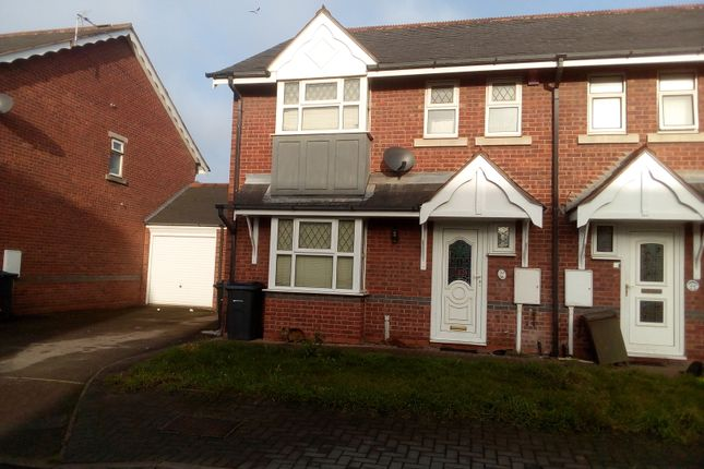 Thumbnail Semi-detached house to rent in College Road, Birmingham