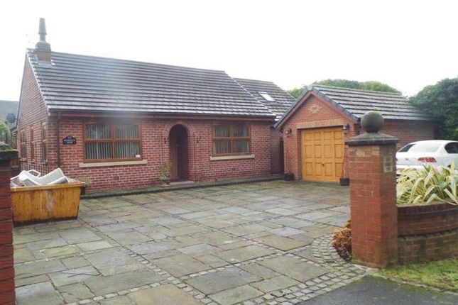 Thumbnail 3 bed detached bungalow for sale in Harrock View, Doctors Lane, Eccleston