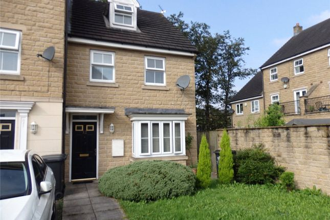 Yorkshire Terrace: Spinners Close, Halifax, West Yorkshire HX1, 3 Bedroom End