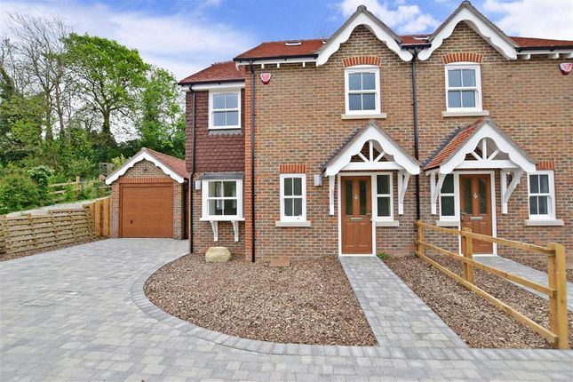 Thumbnail Semi-detached house for sale in Well Street, Loose, Maidstone, Kent