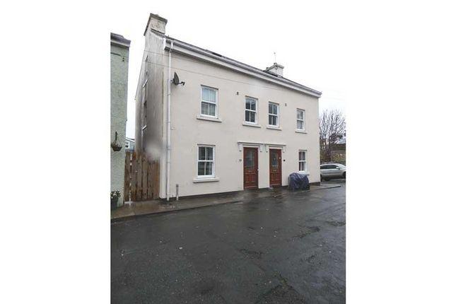 Terraced house to rent in Circular Road, Peel, Isle Of Man