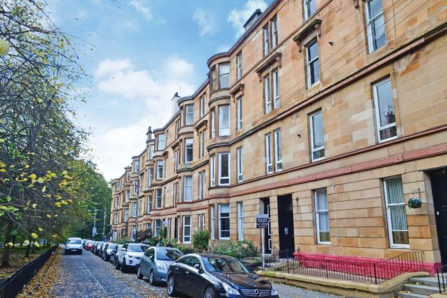 Thumbnail Flat for sale in Woodlands Drive, Glasgow