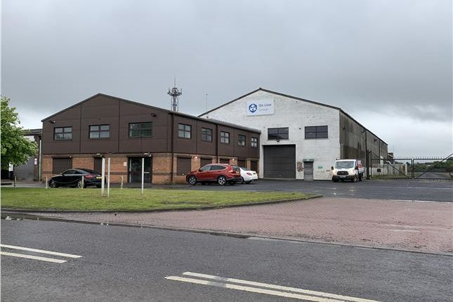 Thumbnail Industrial to let in Manby Road, Immingham, North East Lincolnshire