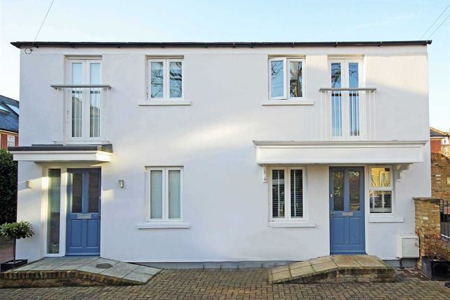 Thumbnail Terraced house for sale in Trinder Mews, Teddington