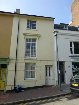 Thumbnail Terraced house to rent in Student House - Church Street, Brighton