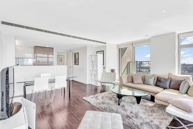 2 bed flat to rent in East Tower, Pan Peninsula, Canary Wharf, London E14
