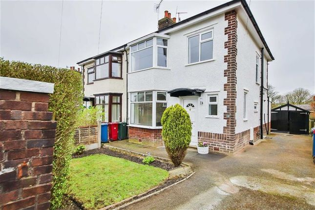 Thumbnail Property for sale in Hollies Road, Wilpshire, Blackburn
