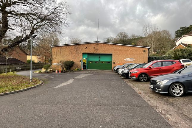Thumbnail Industrial for sale in Redhill Ambulance Station, Pendleton Road, Redhill