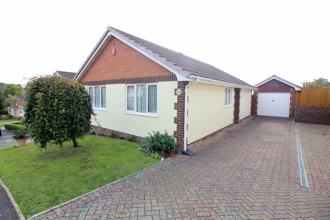 Thumbnail Detached bungalow for sale in The Spinney, Lytchett Matravers, Poole
