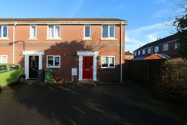 Thumbnail End terrace house for sale in Ambleside, Shrewsbury, Shropshire