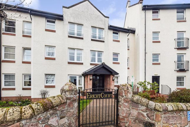 Thumbnail Town house for sale in Ericht Court, Upper Mill Street, Blairgowrie