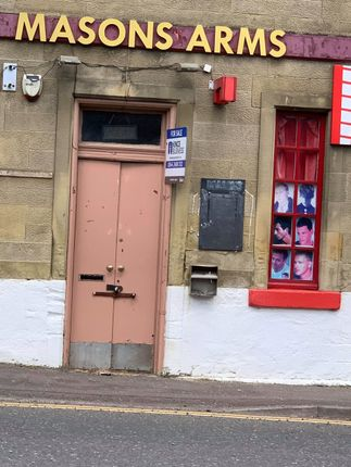 Thumbnail Pub/bar for sale in West Calder, Edinburgh