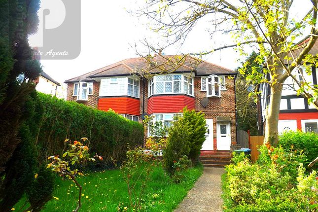 1 bed maisonette to rent in Leith Close, London NW9