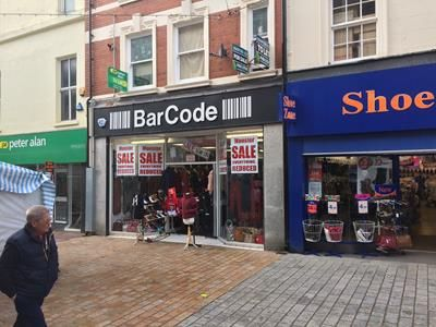 Thumbnail Retail premises to let in 132 High Street, Merthyr Tydfil