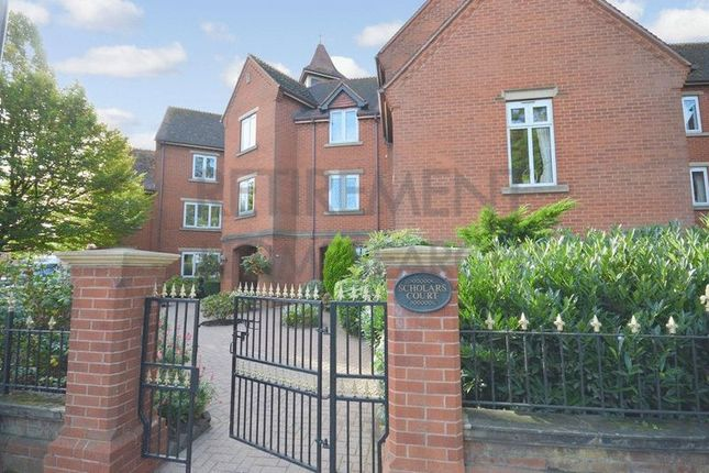 Flat for sale in Scholars Court, Stratford-Upon-Avon