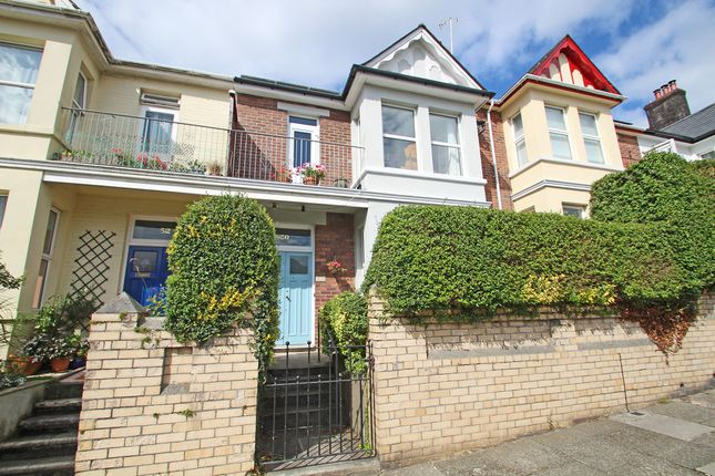 Thumbnail Terraced House For Sale In Thornhill Road Mannamead Plymouth