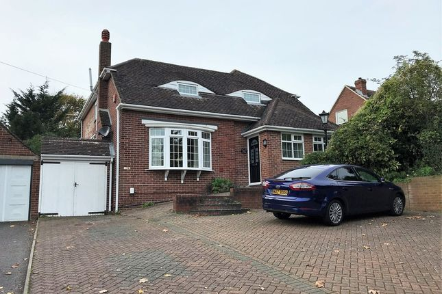 Thumbnail Detached house for sale in Hill Road, Portchester, Fareham