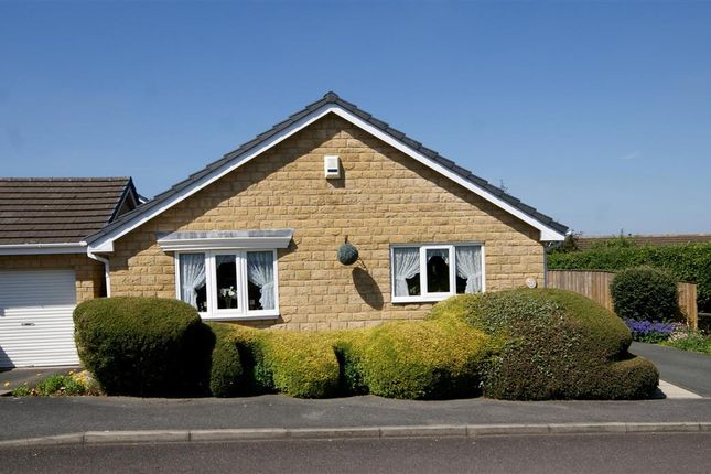 Thumbnail Bungalow for sale in Gleneagles Way, Fixby, Huddersfield