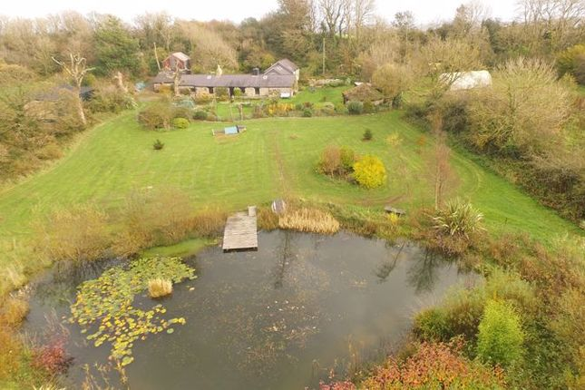 Thumbnail Detached house for sale in Brynteg