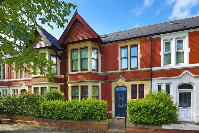 Thumbnail Property for sale in Marlborough Road, Roath, Cardiff