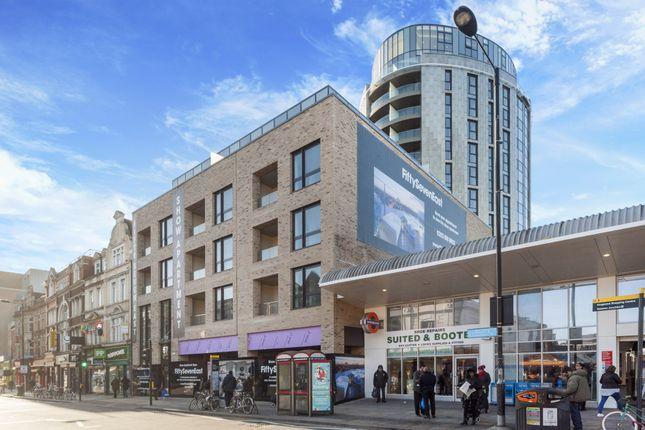 Thumbnail Flat for sale in Kingsland High Street, London