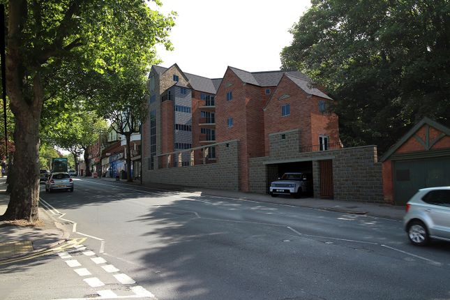 Thumbnail Flat for sale in Barrack Lane, Nottingham