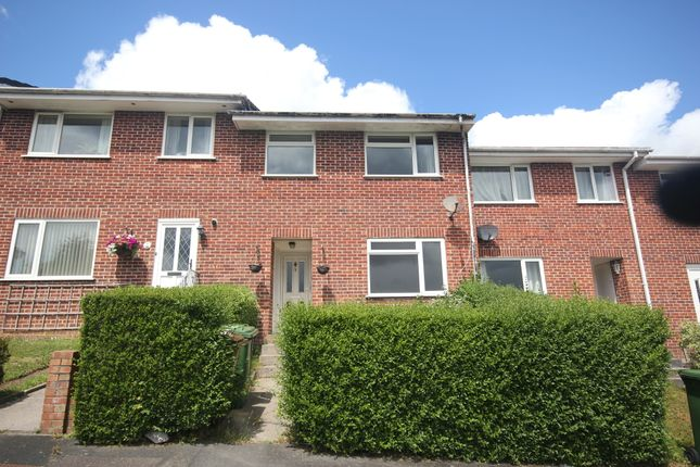Thumbnail Terraced house to rent in Hallerton Close, Mainstone, Plymouth