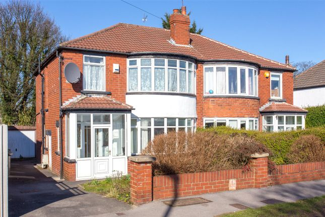 Thumbnail Semi-detached house to rent in West Park Drive West, Leeds