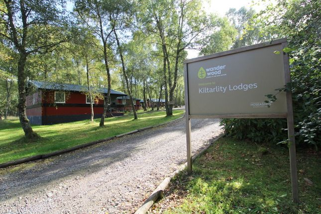 Thumbnail Leisure/hospitality for sale in Kiltarlity Lodges, By Beauly, Inverness-Shire