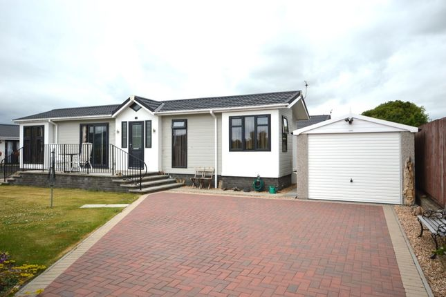 Thumbnail Bungalow for sale in Bishops View, Gairneybridge, Kinross