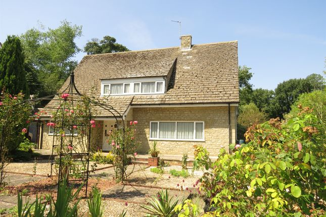 Thumbnail Detached house for sale in Bignell View, Chesterton, Bicester
