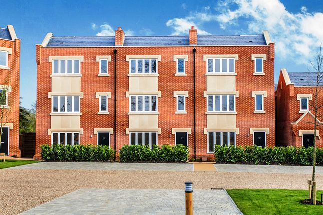 Thumbnail Terraced house for sale in Danbury Palace Drive, Danbury, Chelmsford