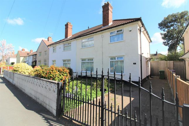 Semi-detached house for sale in Long Lane, Garston, Liverpool
