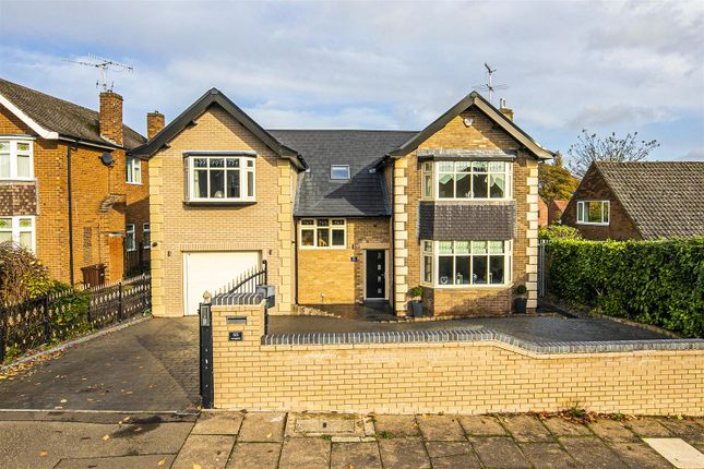 Detached house for sale in Hallam Road, Moorgate, Rotherham