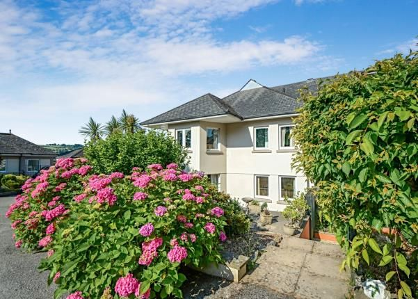 Thumbnail End terrace house for sale in Newton Road, Totnes