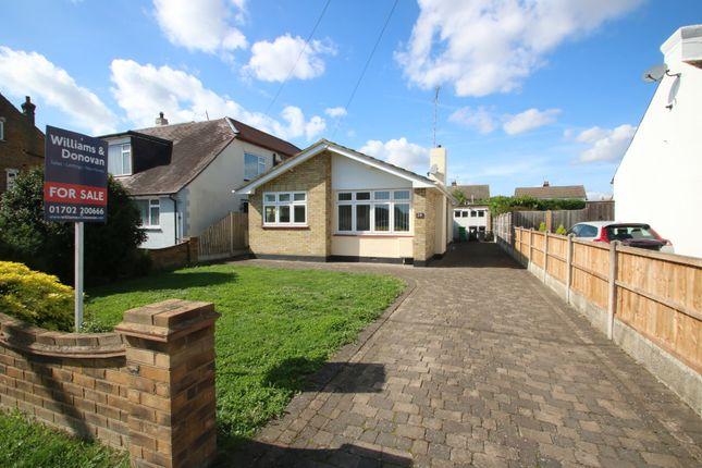 Thumbnail Detached bungalow for sale in Eastbury Avenue, Ashingdon, Rochford