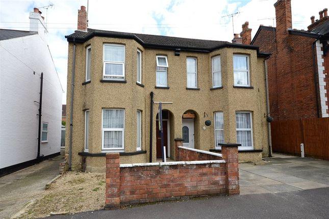 Thumbnail Semi-detached house for sale in St. Michaels Road, Aldershot, Hampshire