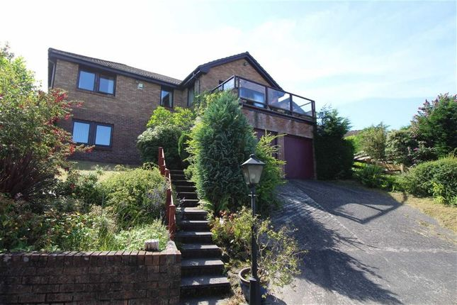 Thumbnail Detached house for sale in St. Andrews Lane, Gourock, Renfrewshire