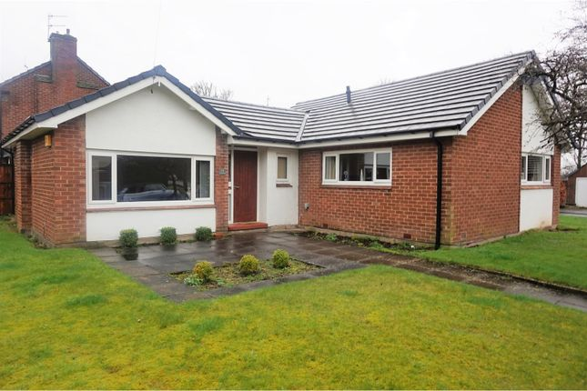 Thumbnail Detached bungalow for sale in Early Bank, Stalybridge