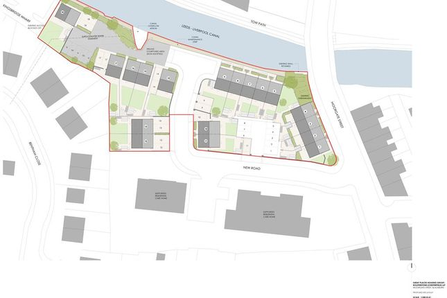 Thumbnail Land for sale in Moorgate Street, Blackburn