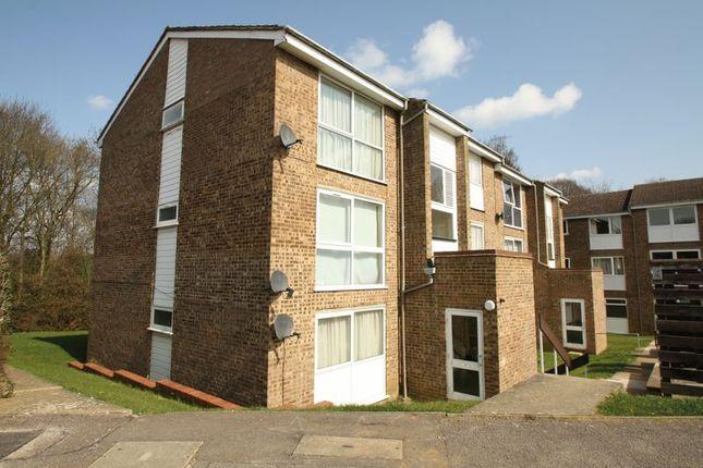 Thumbnail Flat to rent in Ashby Court, Hemel Hempstead