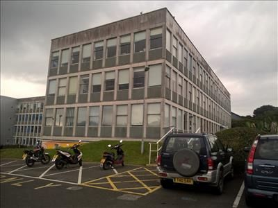 Thumbnail Office to let in Level 4, John Keay House, Tregonissey Road, St. Austell, Cornwall
