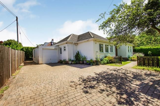 Thumbnail Bungalow for sale in Flax Bourton Road, Failand, Bristol