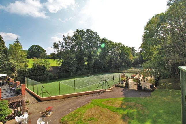 Tennis Court of Spring Lane, Burwash, Etchingham TN19