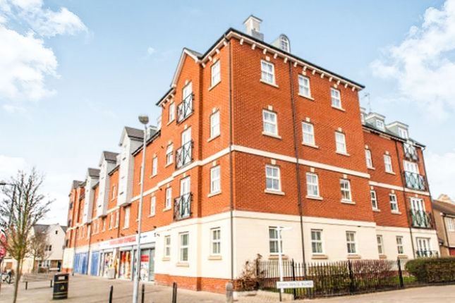 Thumbnail Flat for sale in John Mace Road, Colchester