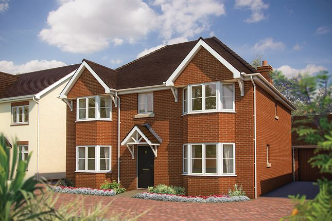 """Thumbnail Detached house for sale in """"The Winchester"""" at King Alfred Way, Oxfordshire, Wantage"""
