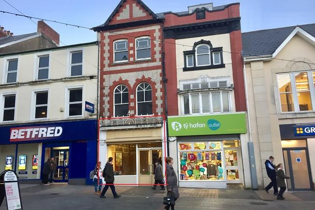 Thumbnail Retail premises to let in 57 High Street, Merthyr Tydfil
