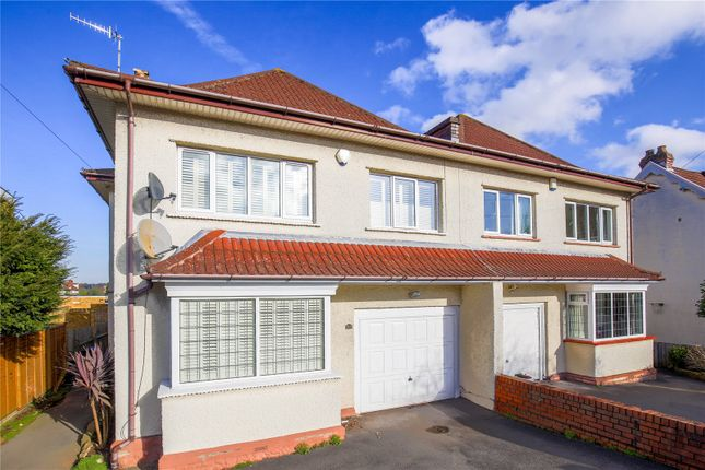 Thumbnail Semi-detached house for sale in Parrys Lane, Stoke Bishop, Bristol