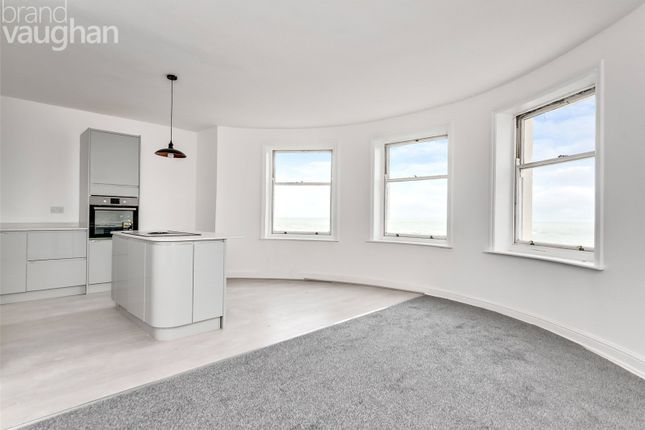 Thumbnail Flat for sale in Marine Parade, Brighton, East Sussex
