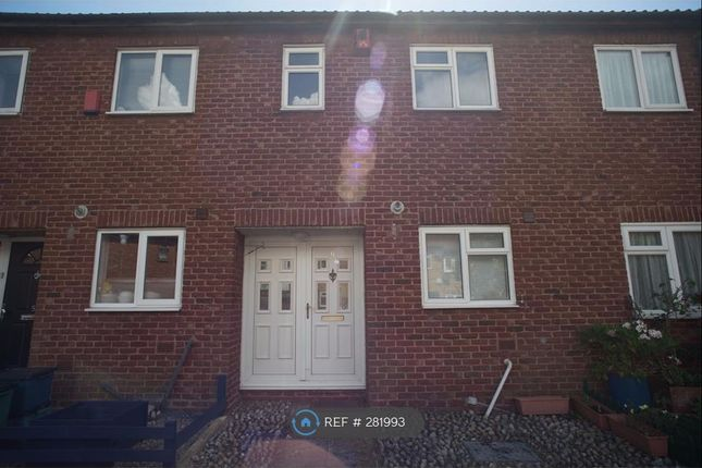 Thumbnail Terraced house to rent in Brunel Close, Crystal Palace